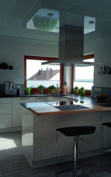 Leicht Küche; Küche in Bissingen I #leicht #miele #lack #Halbinsel ...