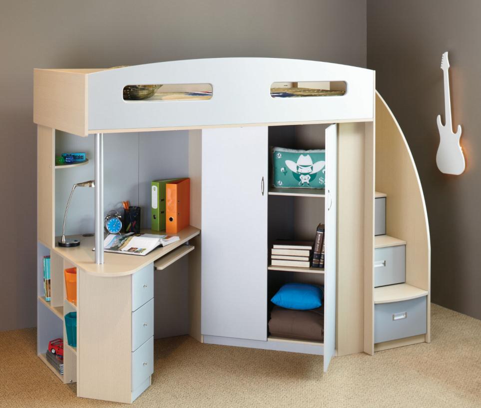 Space Saver Bunk Beds octavia space saver bunkjohn young furniture | harvey norman
