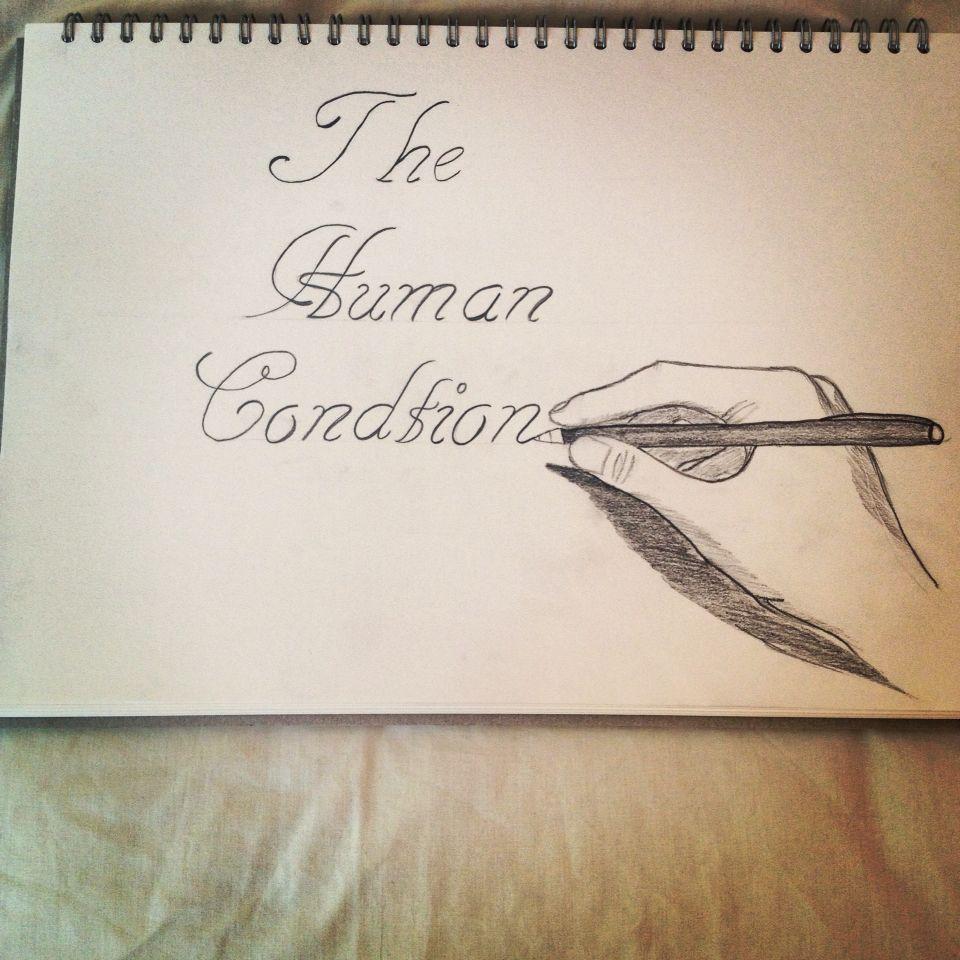 The human condition title page GCSE art unit 2 | ActiøñPøse ...