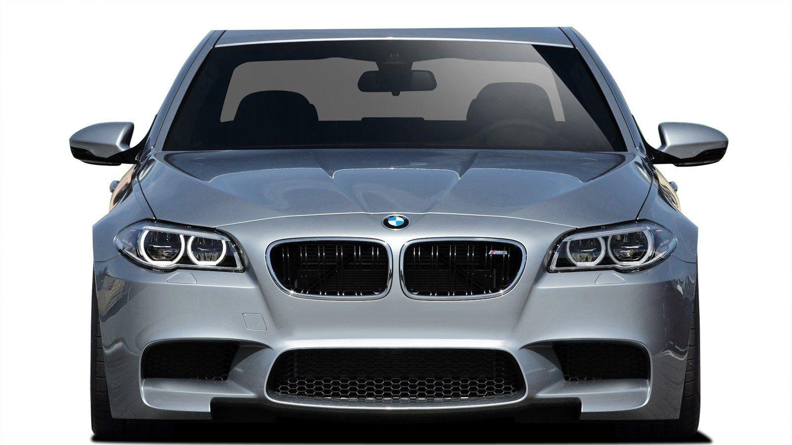 2011 2016 Bmw 5 Series F10 Vaero M5 Look Conversion Front Bumper