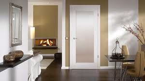 Full Light Frosted Gl Interior Door Home Improvement