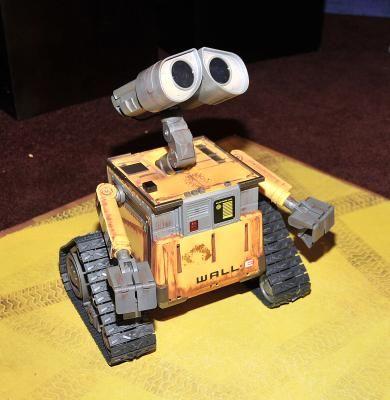 Wall-E Birthday Party Games   Robot / Wall E party   Pinterest ...