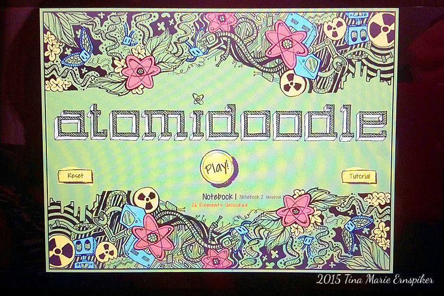 atomidoodle -math-chemistry