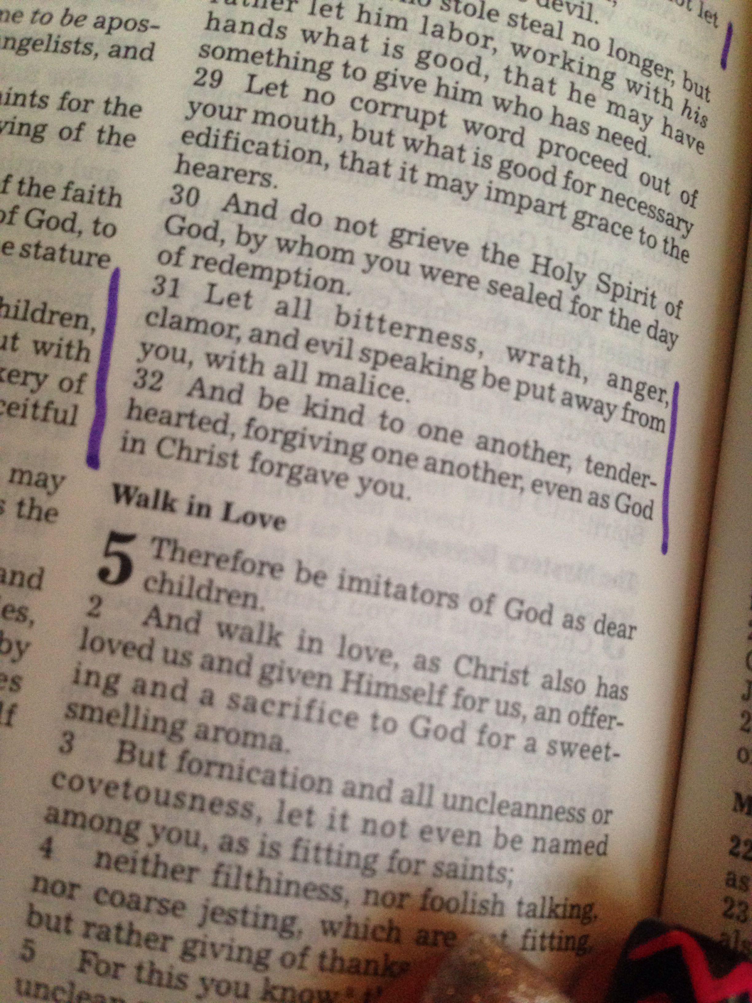 I love my God.