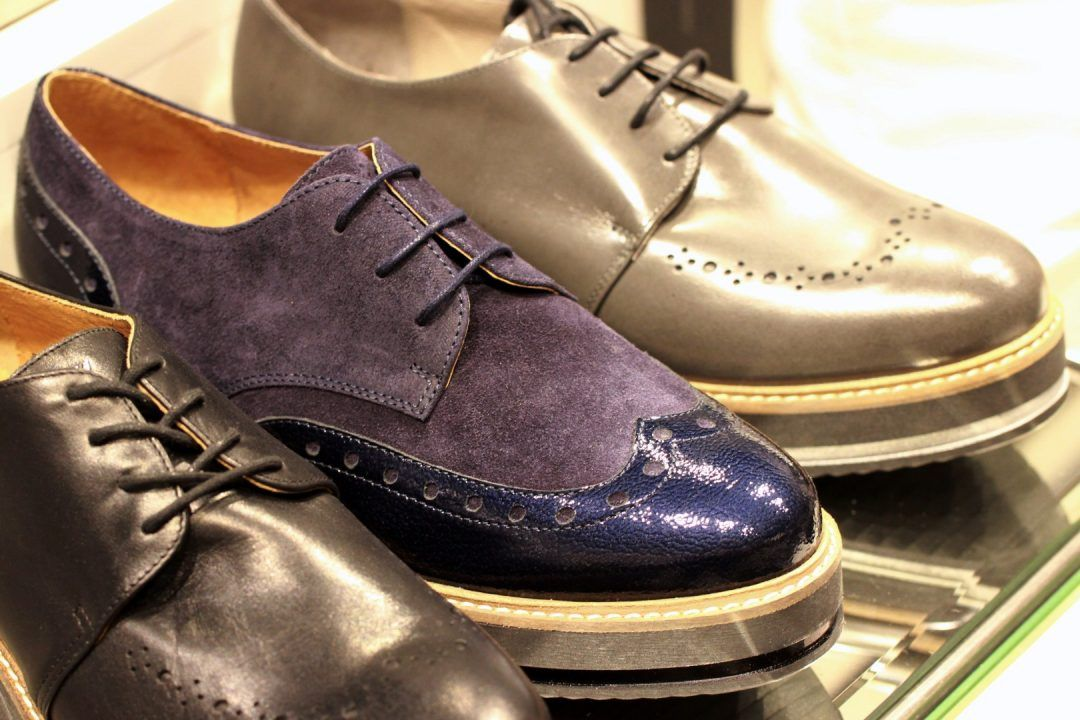 Buty Oksfordki Venezia Na Jesien Dress Shoes Men Oxford Shoes Men Dress