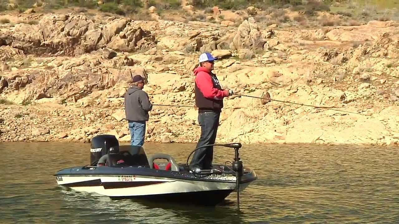 Spring Time Swimbait Tips at Lake Isabella With Randy McAbee