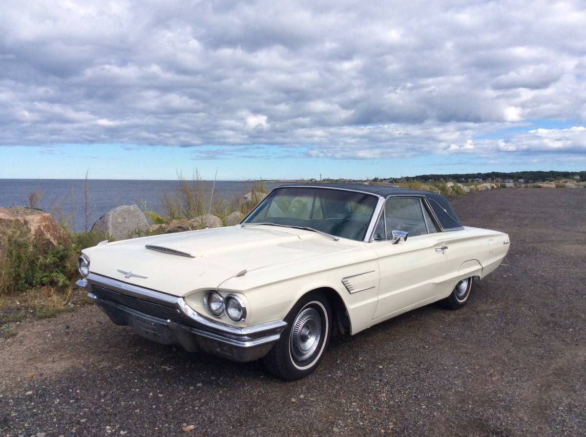 1965 Ford Thunderbird Landau Coupe For Sale 1784209 Ford Thunderbird Thunderbird Car Thunderbird