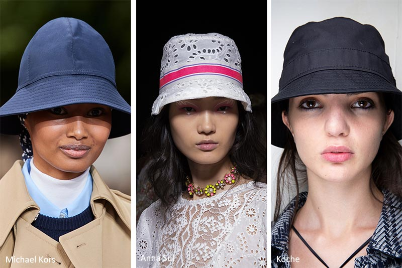 Spring Summer 2020 Hat Trends In 2020 Summer Headwear Trending Hats Summer Hats