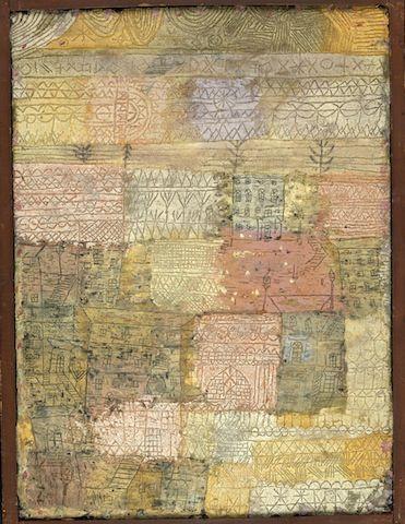 A Roma va in mostra l'Italia di Paul Klee | Tempi.it