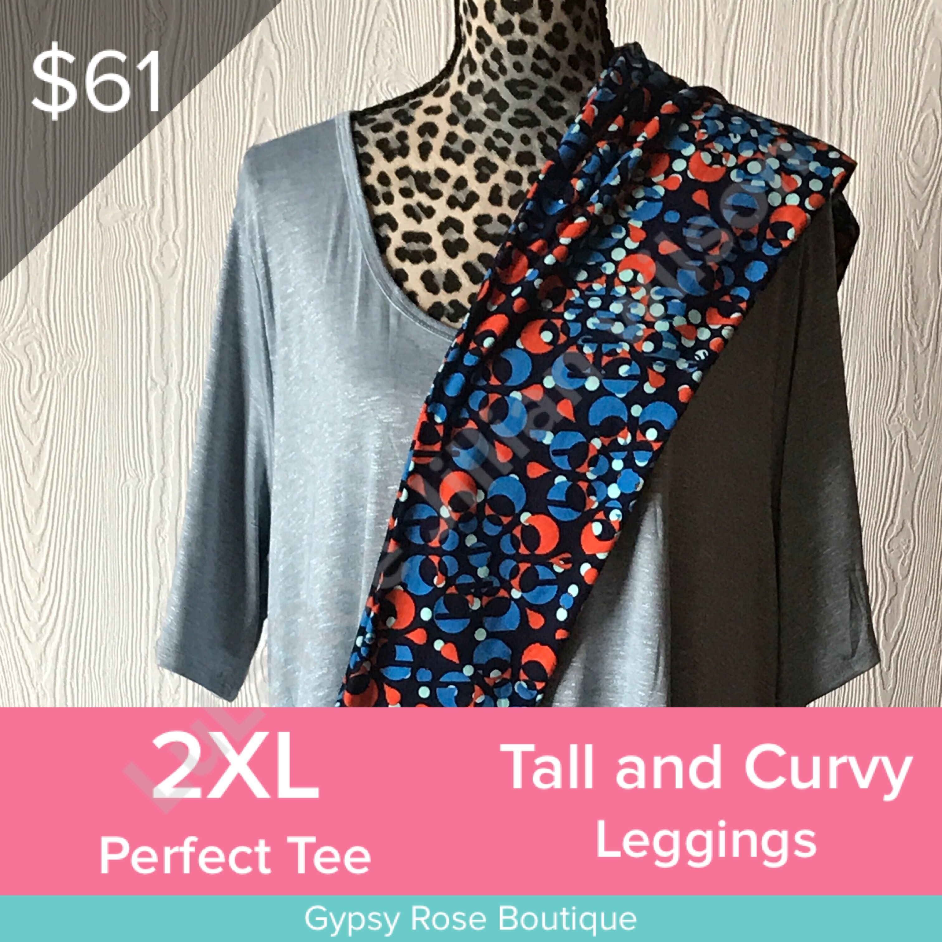 eebcc132352a Lularoe unicorn TC leggings & 2XL perfect t outfit.,Join my group to claim