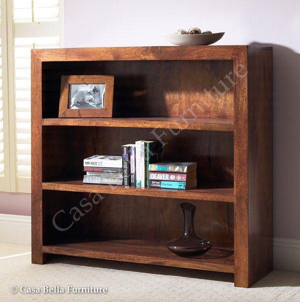 Satara Mango Small Bookcase