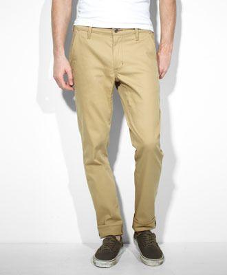 4e6758f2d84 Levis® Commuter™ 511™ Slim Fit Trousers - Coastal Gold - Levi s - levi.com