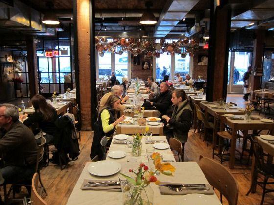 Fresh Pasta Nyc Restaurant