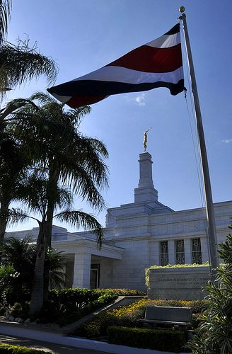 San Jose Costa Rica #LDS #Temple