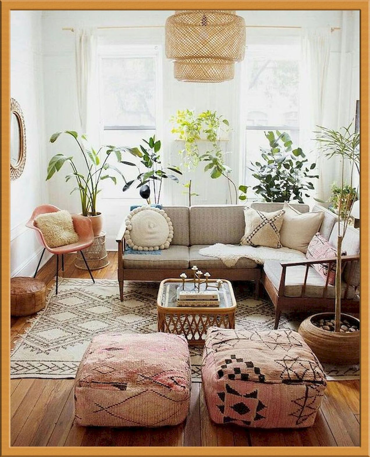 Everything You Wanted to Know About Bohemian Homedecor and Were Afraid To Ask