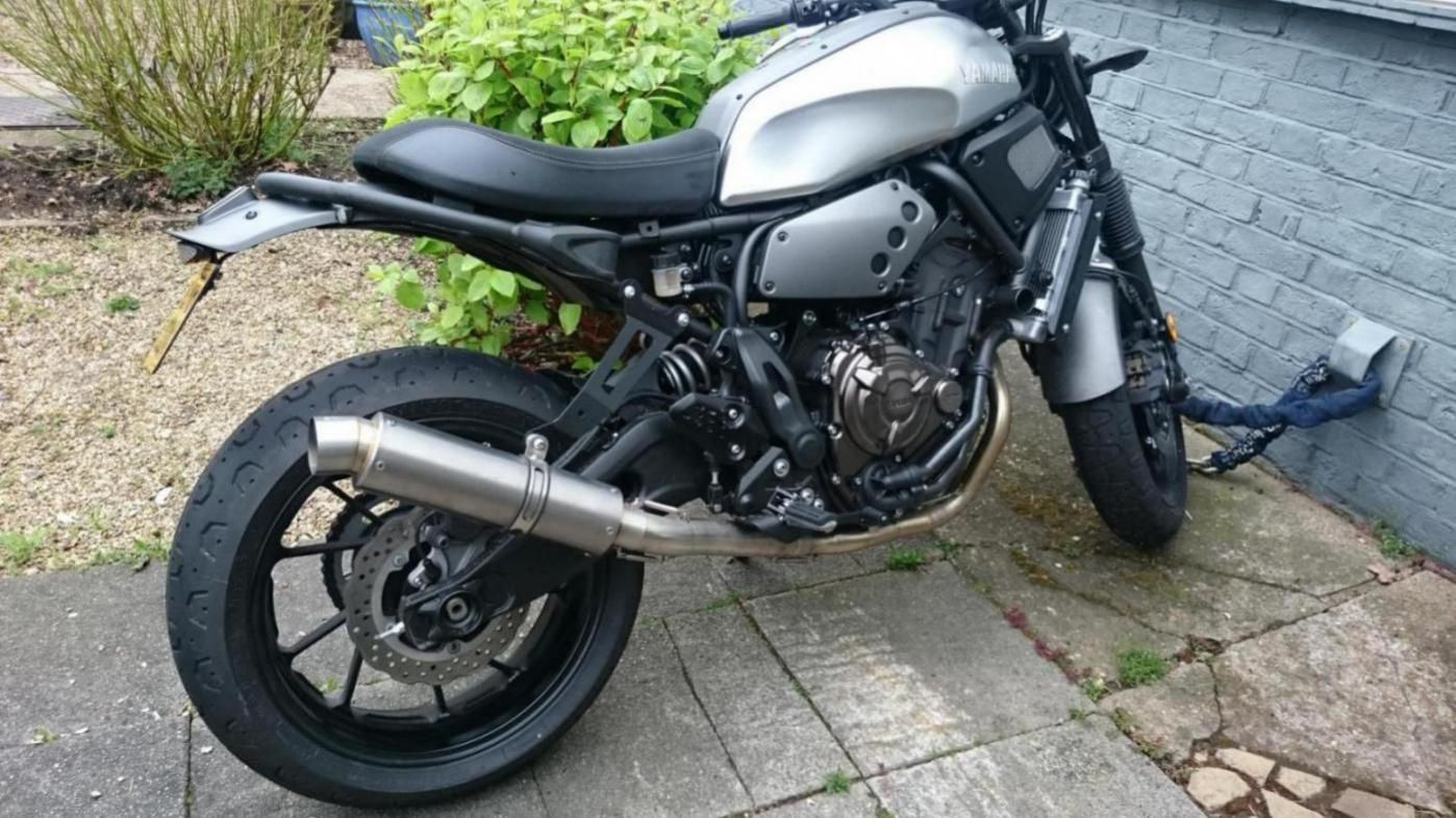 Seat Garage Veldhoven : Image result for xsr solo seat yam a ha soloing