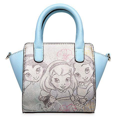 4874c0844 Disney Animators' Collection Crossbody Bag - Small | Disney | Bags ...