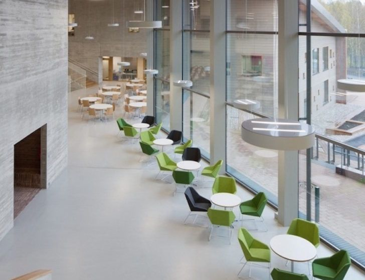 Forward-thinking Finnish school combines the country\'s educational ...