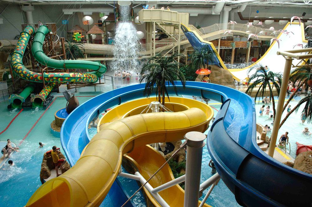 The Top 5 Uk Water Parks Water Parks Park And Water