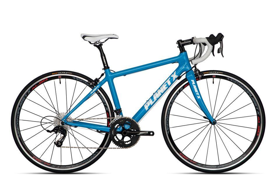 Planet X Pro Carbon SRAM Rival 22 Womens Road Bike | Bike List ...