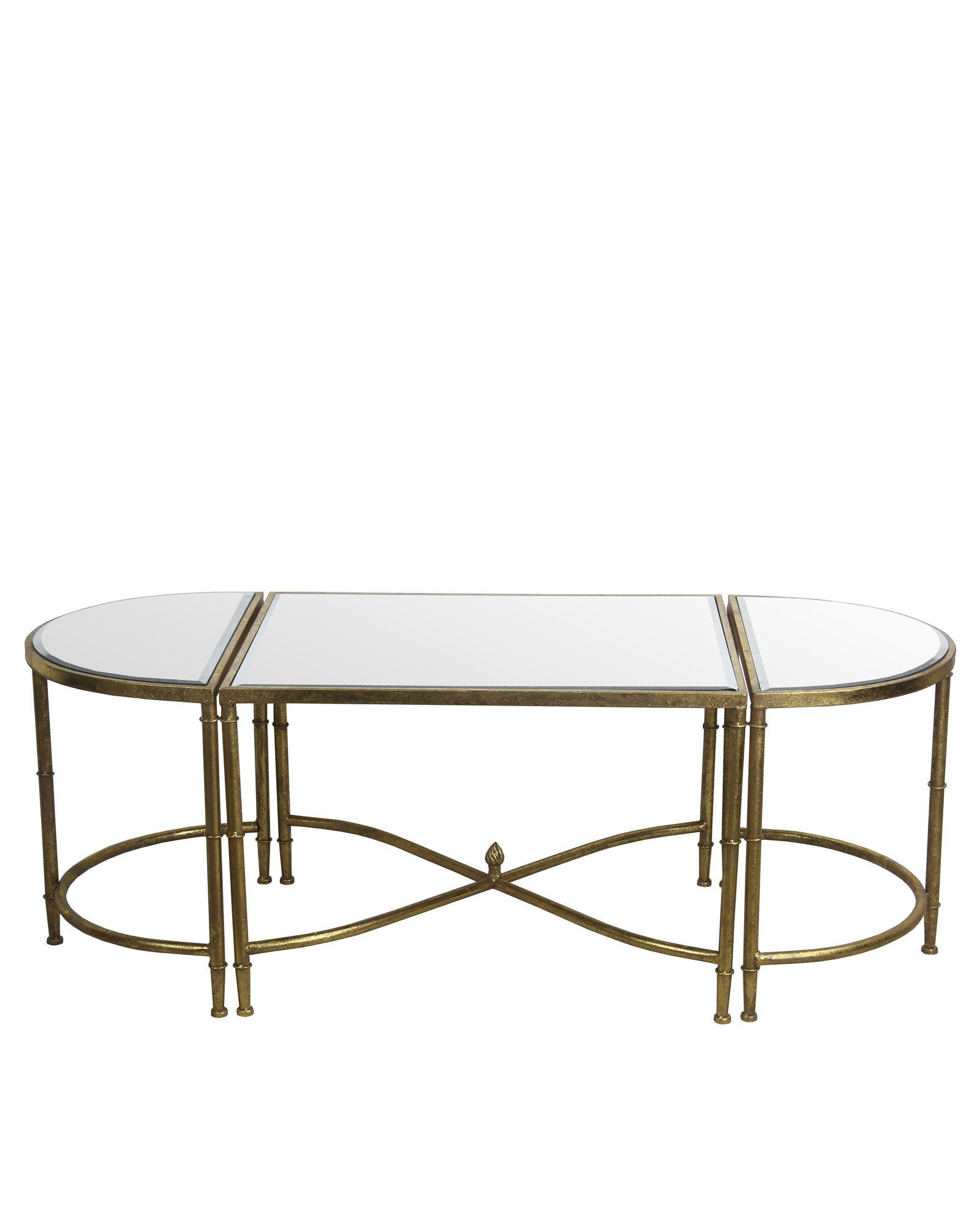 Malonne 3 Piece Coffee Table Set | Products | Pinterest | Products
