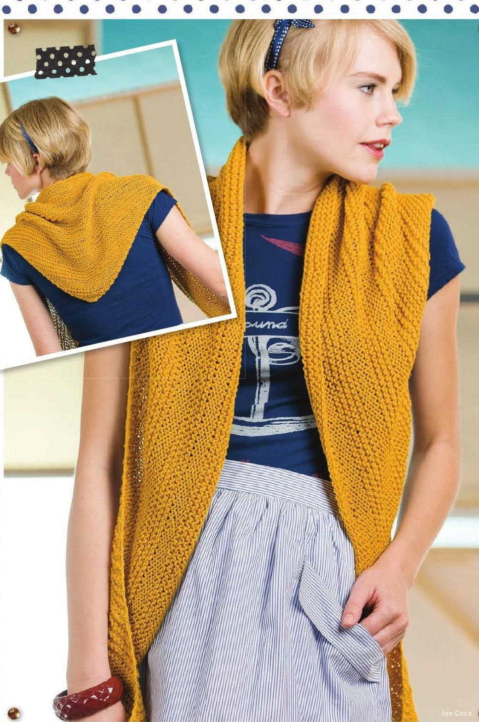 #ClippedOnIssuu from Interweave make it knits special issue 2014