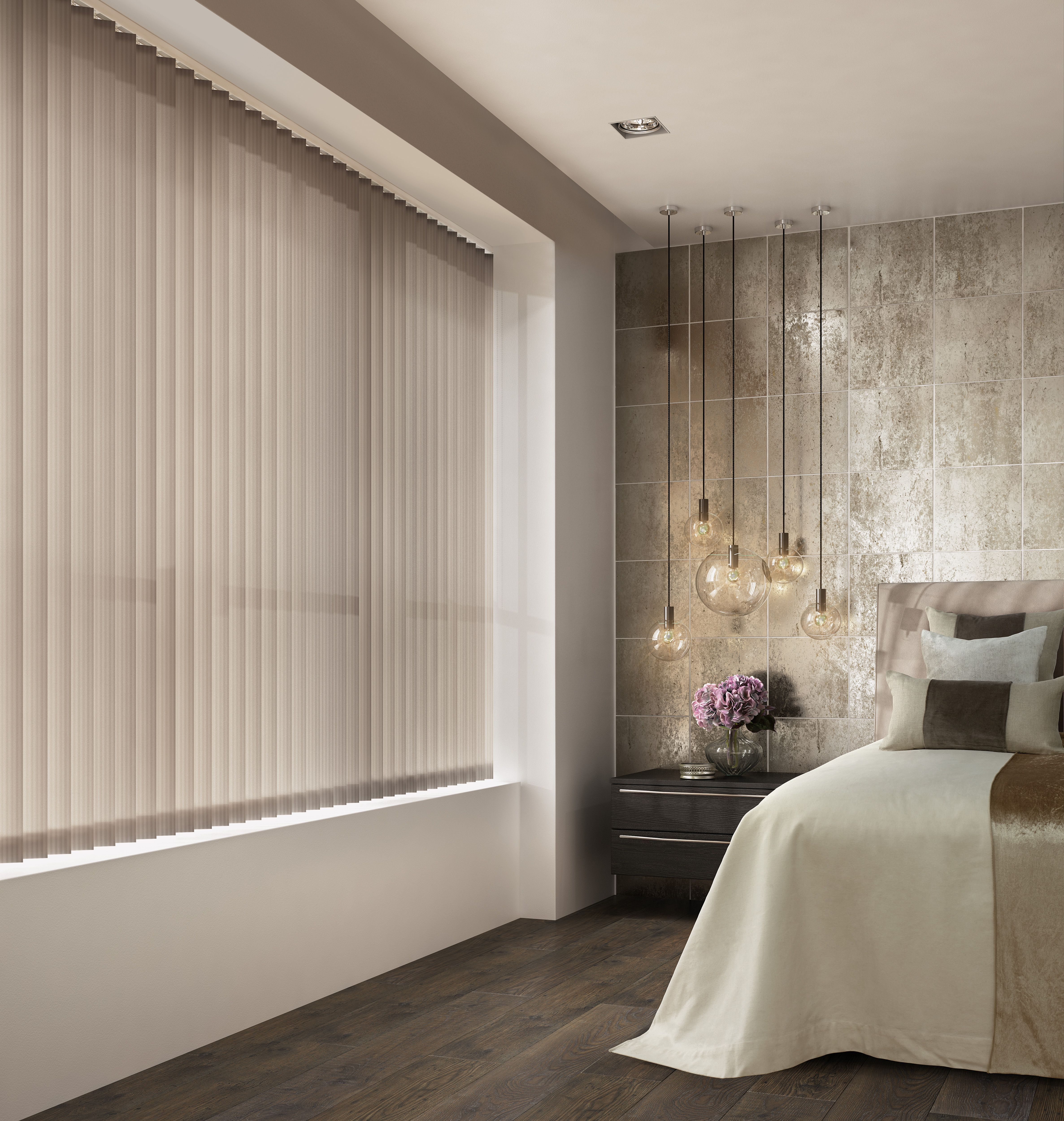 Popular window coverings  perola stone vertical blind blindsandcurtainscombination  blinds