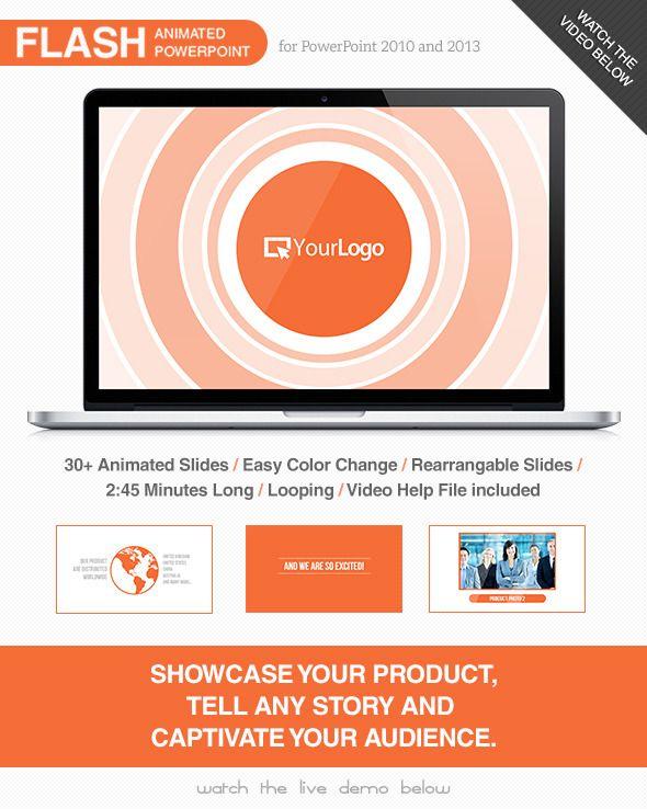 flash fx animated presentation | presentation templates, template, Powerpoint templates