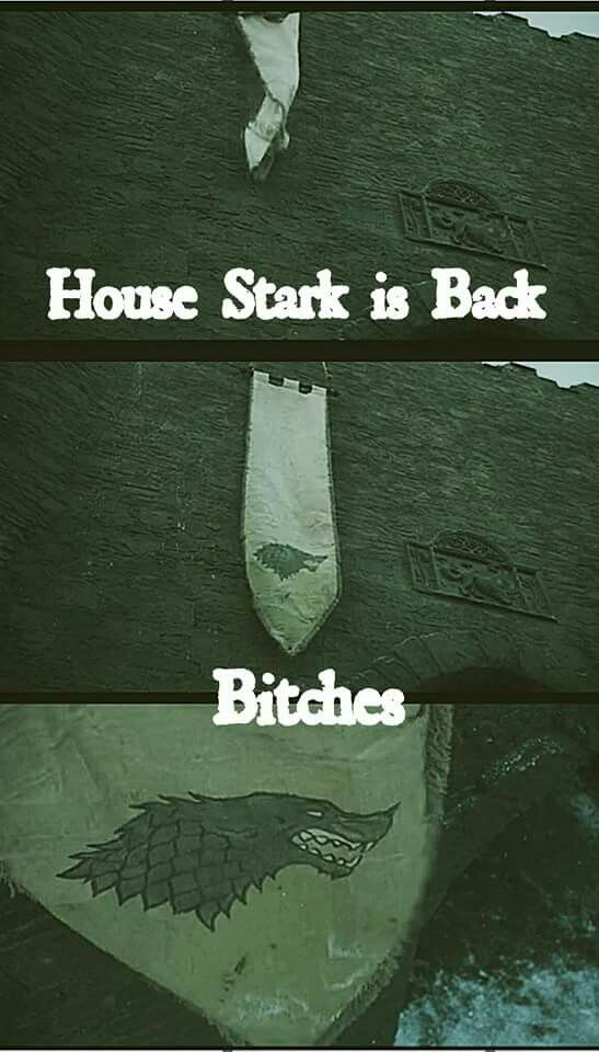 Game of Thrones- House Stark