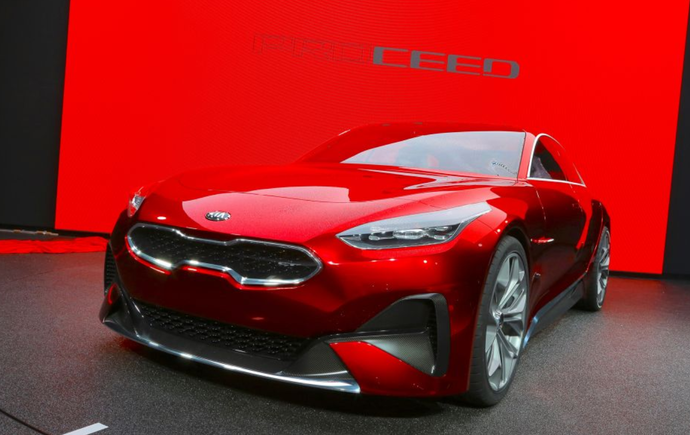 2020 Kia Proceed Release Date Price Interior Created To Be A Popular Hatch That May Also Conduct As A Capable People Provider The Kia Pro Kia Kia Ceed Car