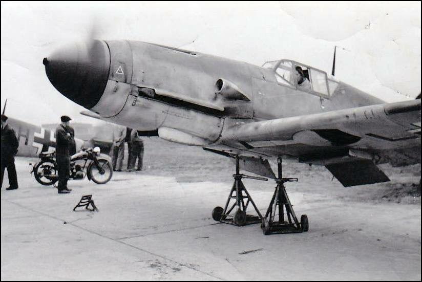 Landing gear test