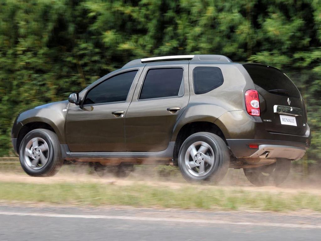 رينو داستر سيارة مناسبة لجميع المناطق والتضاريس Car Car Model Suv