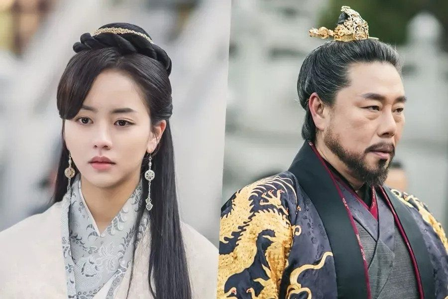"Kim So Hyun Goes Head To Head With Kim Bup Rae In ""River Where The Moon Rises"""