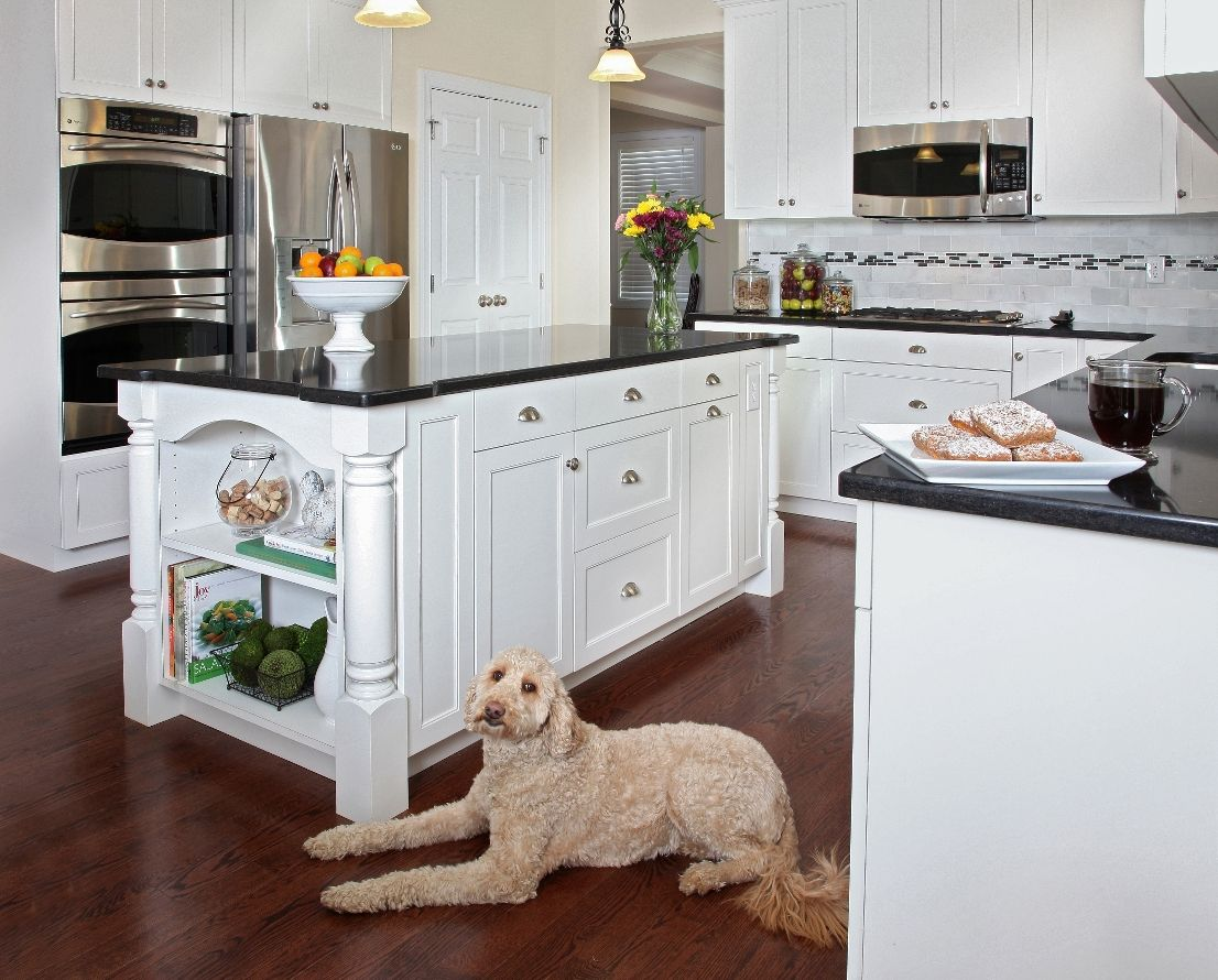 Pretty Kitchens Pretty Kitchens With Dark Countertops And White Cabinets  Kitchen