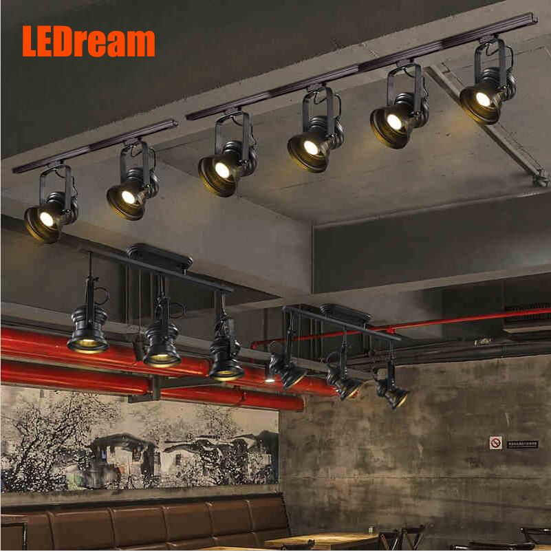 industrial track lighting systems. Restore Shoot The Light Tube Creative Personality LED Long Pole Track Clothing Store · Industrial Pendant LightsPendant Lighting Systems S
