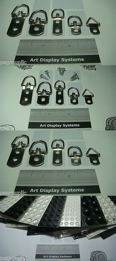 Frames and Supplies 37575: 500 D Ring Picture Frame Hanger ...