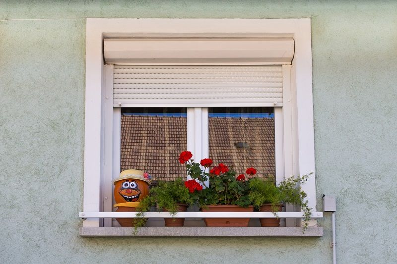 Different types of external shutters for windows - Different styles of exterior shutters ...