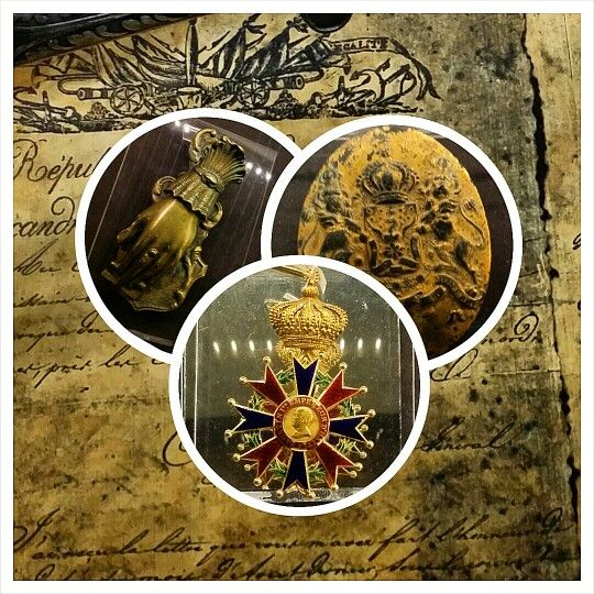 Medallion And Buckle Belonging To King Henry Christophe Roihenrychristophe 1st King In The Western Hemisphere Facts Haitian Revolution History 101 History