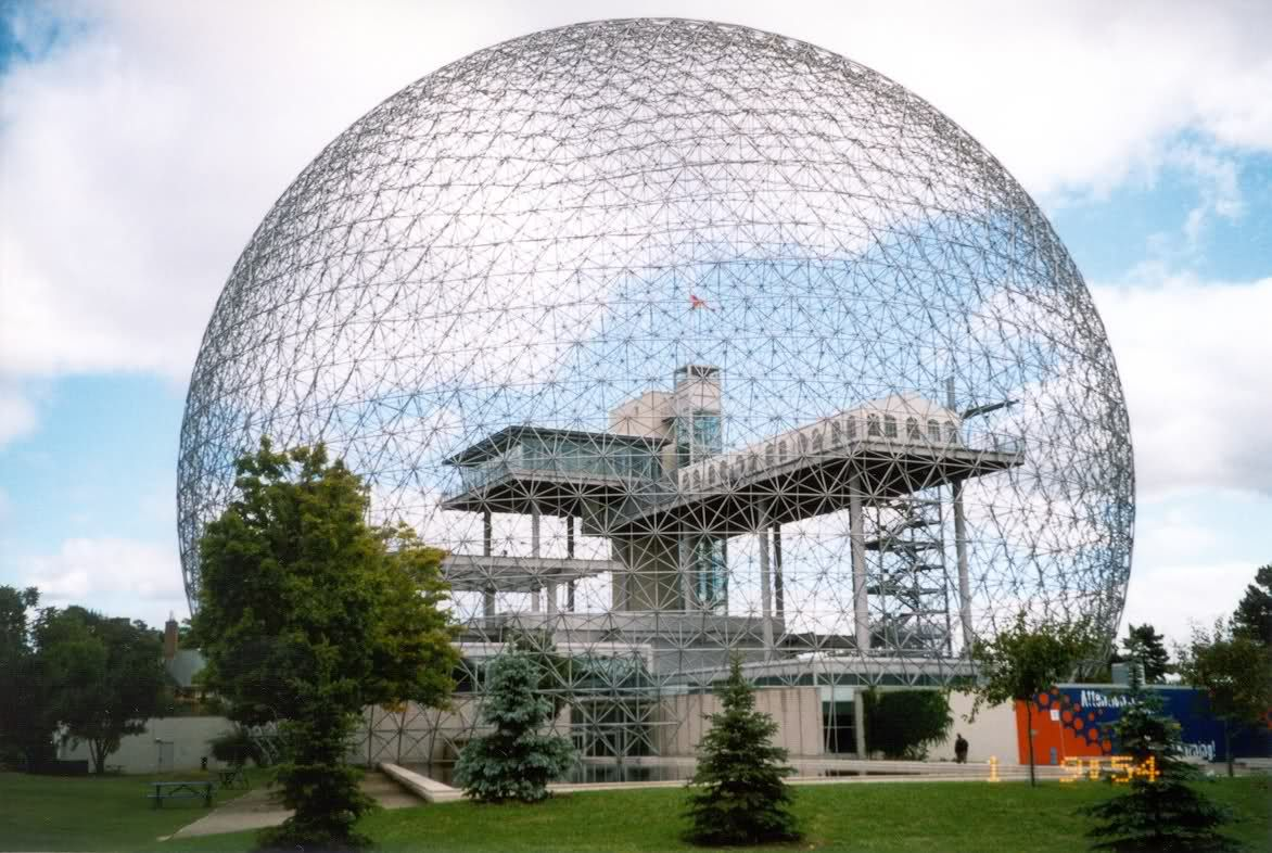 Image result for Montreal Biosphère