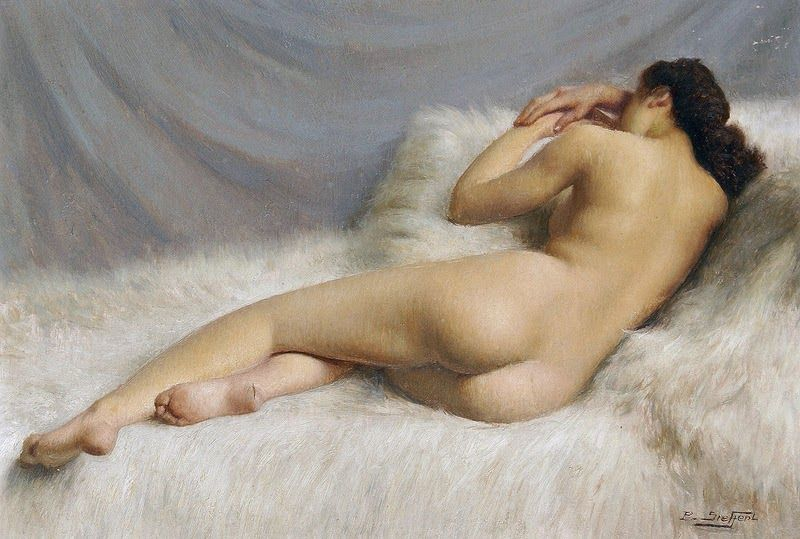 Catherine La Rose Poesia e Arte: ✿ Paul SIEFFERT (1874-1957) ✿