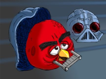 Angry Birds Star Wars Pictures Return Of The Fan Art With Images