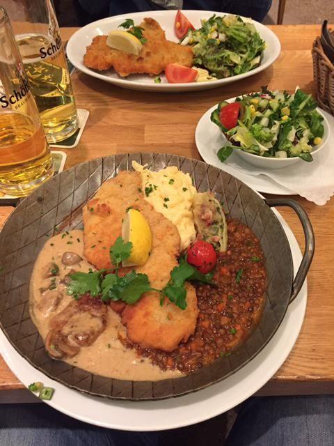 Brauhaus-Spezial - bunt gemischt im Brauhaus Schönbuch in Stuttgart. Lust Restaurants zu testen und Bewirtungskosten zurück erstatten lassen? https://www.testando.de/so-funktionierts