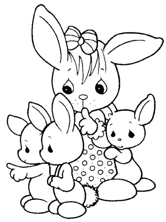 Easter Holiday Coloring Pages For Kids Precious Moments Coloring Pages Easter Coloring Book Coloring Pages