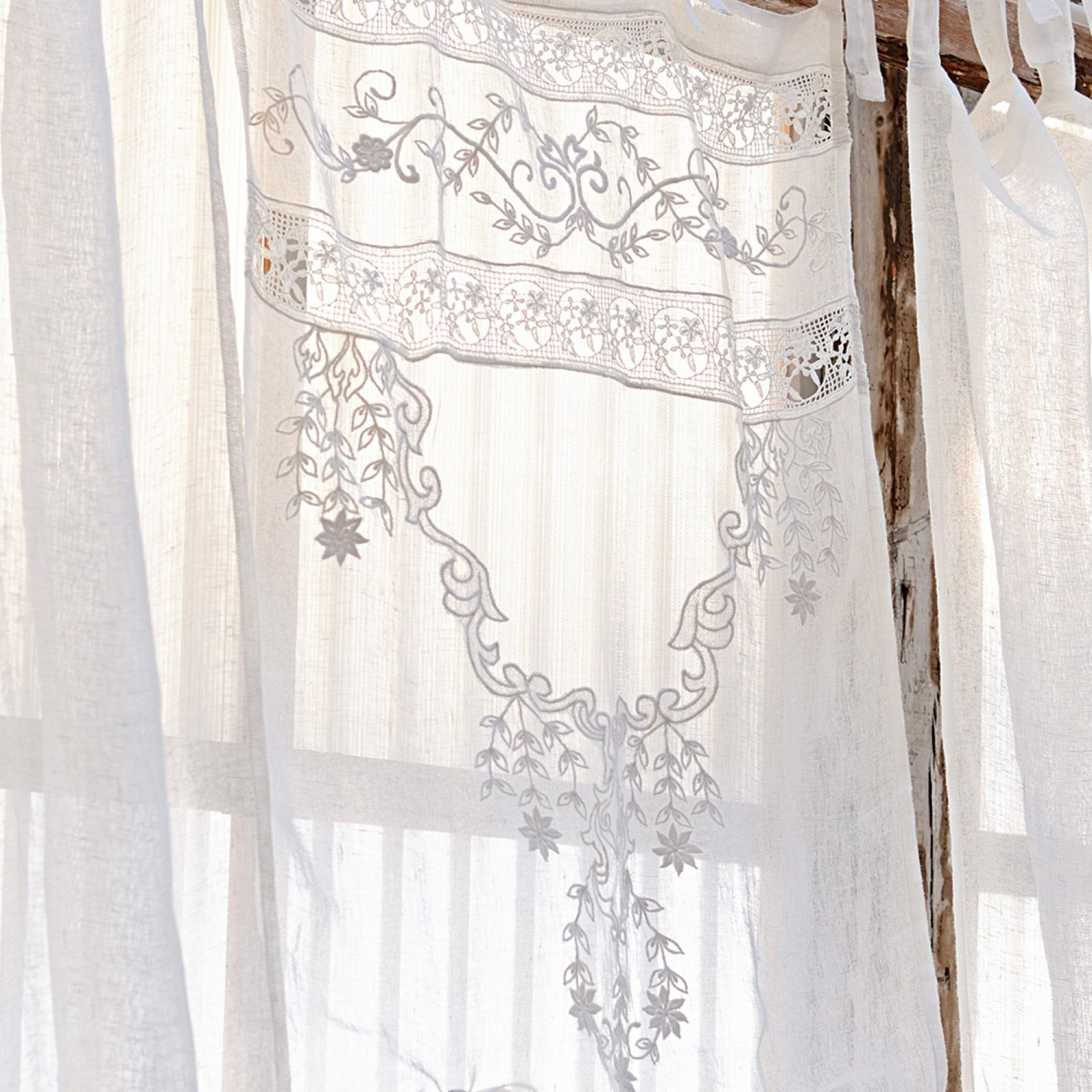 78 Unglaublich Landhaus Scheibengardinen Country Style Curtains Curtains Linens And Lace
