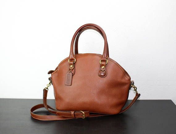 6499fafc69ad Designer  Coach Style  Sheridan Roswell Bag Size  Large Color  British Tan
