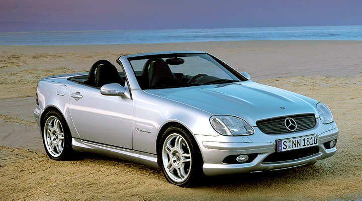 2001 Mercedes Benz Slk 32 Amg Images With Images Mercedes Slk