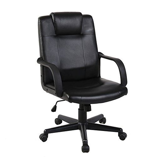 bifma standard black 350 lbs weight capacity ergonomic office chair