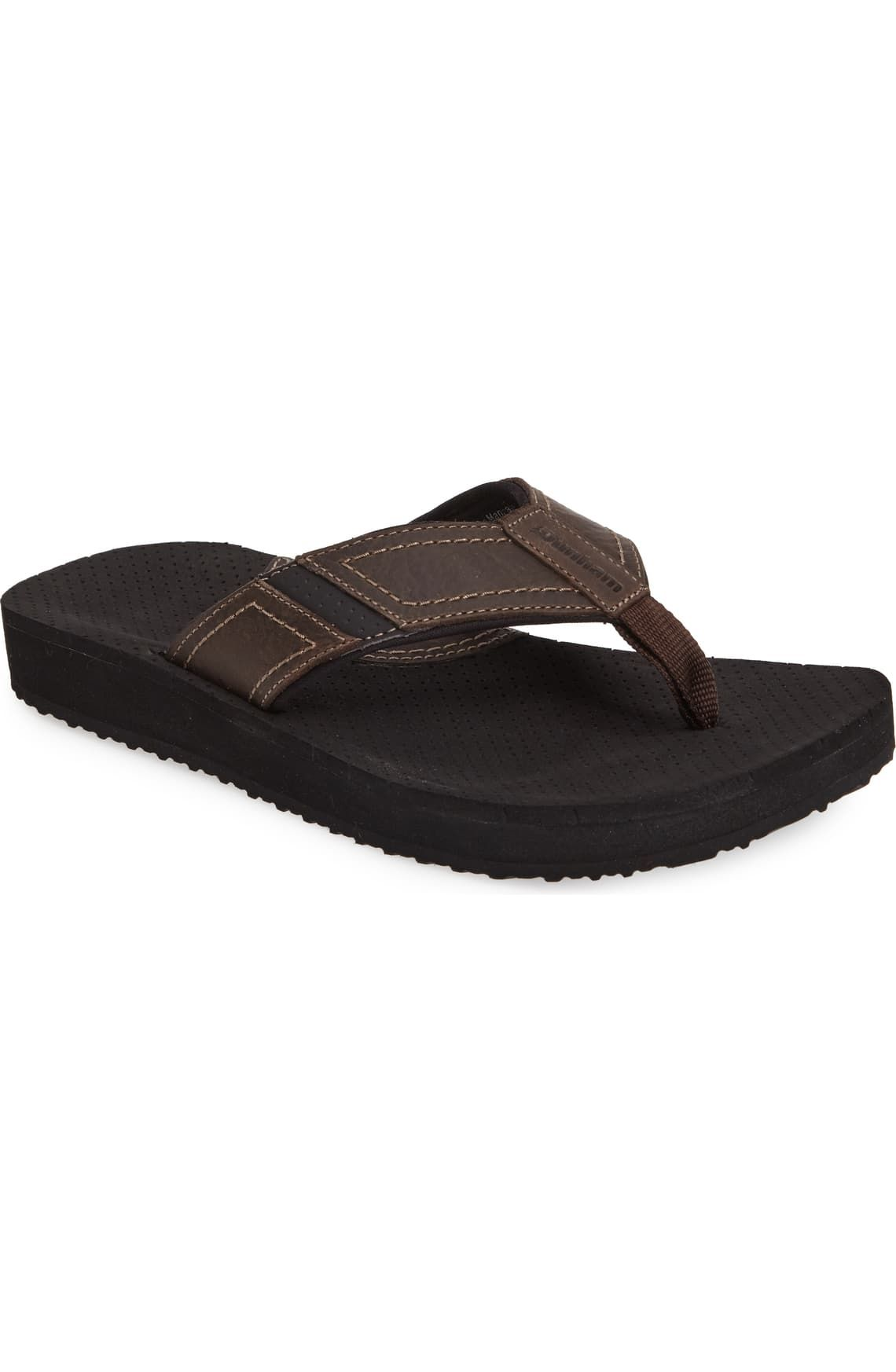 Dunham Carter Flip Flop (Men