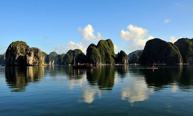 La baie de Bai Tu Long, une alternative moins touristique à la baie d'Halong