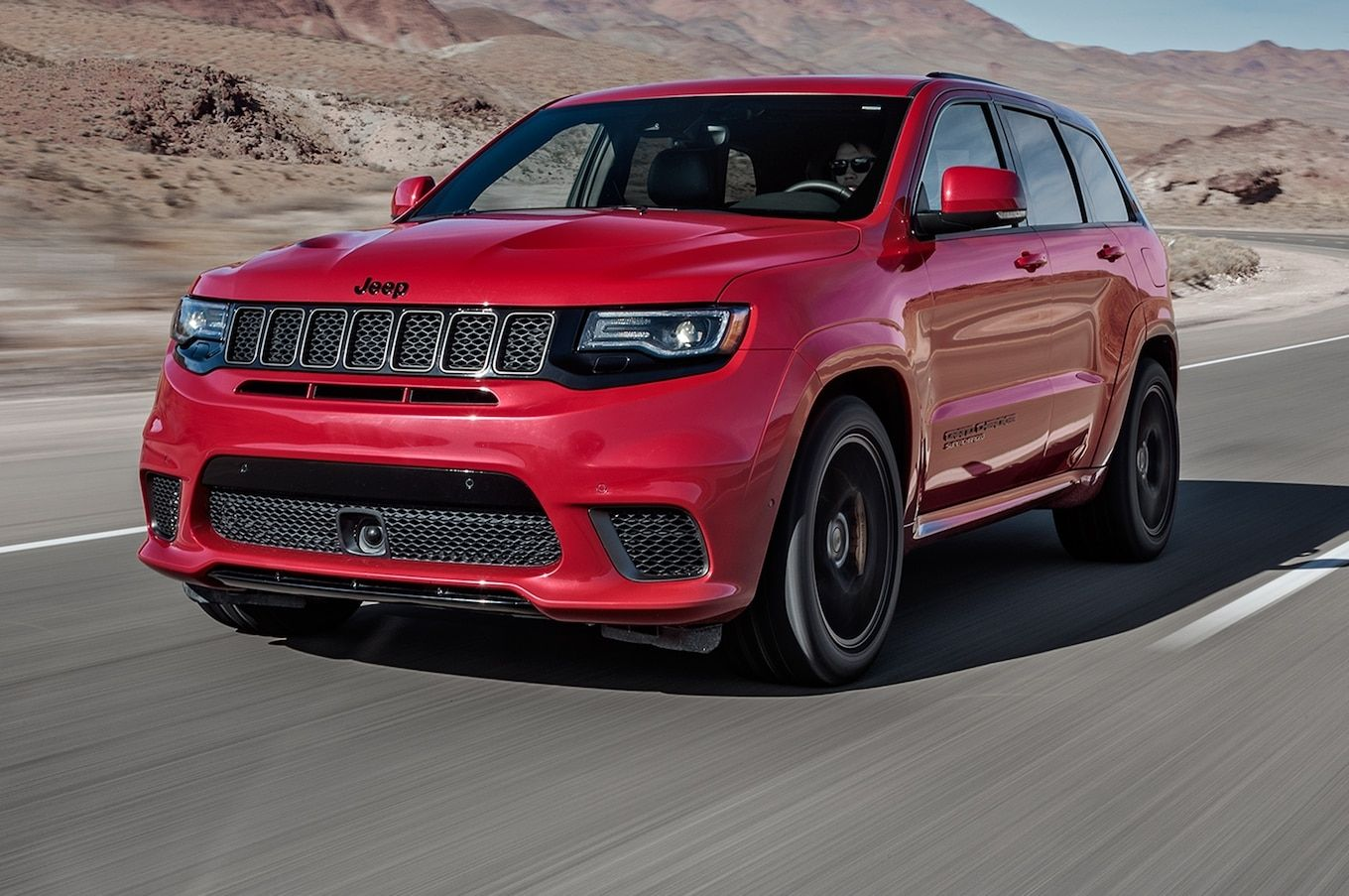 2020 Jeep Grand Cherokee Trackhawk Review Pricing And Specs Jeep Grand Cherokee Models Jeep Grand Jeep